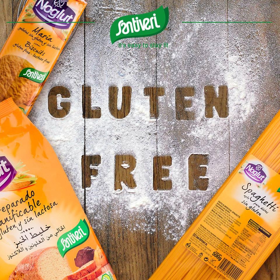 Productos sin gluten: Noglut